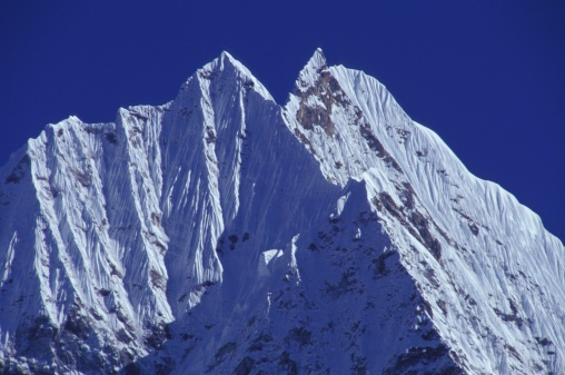 Khumbu「Snow covered mountain」:スマホ壁紙(17)