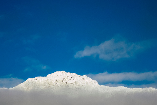 スノーボード「Snow covered mountain, Whistler, British Columbia, Canada」:スマホ壁紙(19)