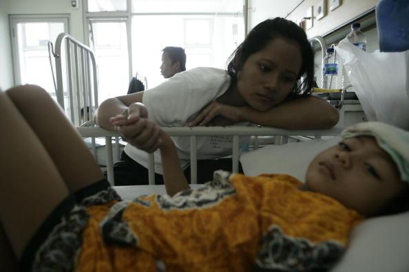 南国「Dengue Fever Outbreak Hits Jakarta」:写真・画像(14)[壁紙.com]
