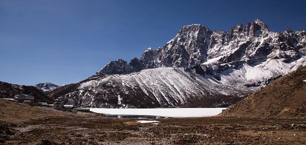 Khumbu「Gokyo Lake, Everest Base Camp via Gokyo Trek, Nepal」:スマホ壁紙(15)