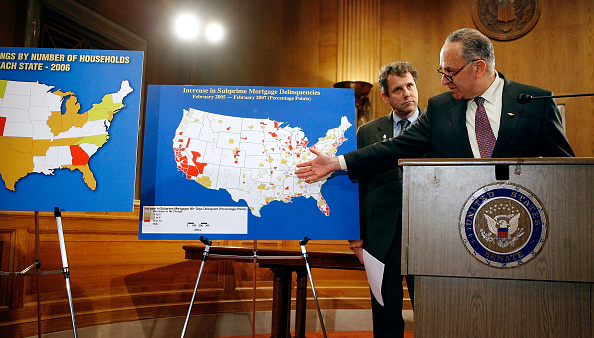 Crisis「Joint Economic Committee Holds Press Conference On Subprime Mortgage Crisis」:写真・画像(19)[壁紙.com]