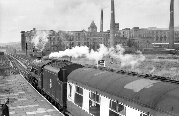 Lancashire「The former L&Y station at Shaw and Crompton」:写真・画像(15)[壁紙.com]