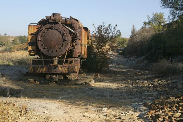 Republic Of Cyprus「The former Cyprus Cyprus Mining Corporation's massive 0-8-2T」:写真・画像(6)[壁紙.com]