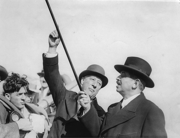 French Prime Minister「Al Smith And Pierre Laval」:写真・画像(1)[壁紙.com]