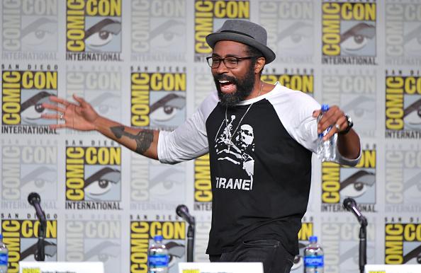 Courage「2019 Comic-Con International - Entertainment Weekly: Brave Warriors」:写真・画像(19)[壁紙.com]