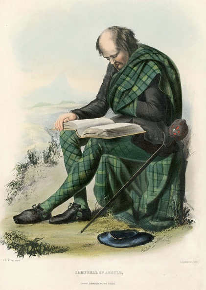 Mantelpiece「Campbell Of Argyll」:写真・画像(14)[壁紙.com]