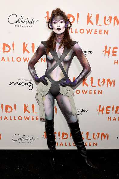 Annual Event「Heidi Klum's 20th Annual Halloween Party Presented By Amazon Prime Video And SVEDKA Vodka At Cathédrale New York - Arrivals」:写真・画像(19)[壁紙.com]