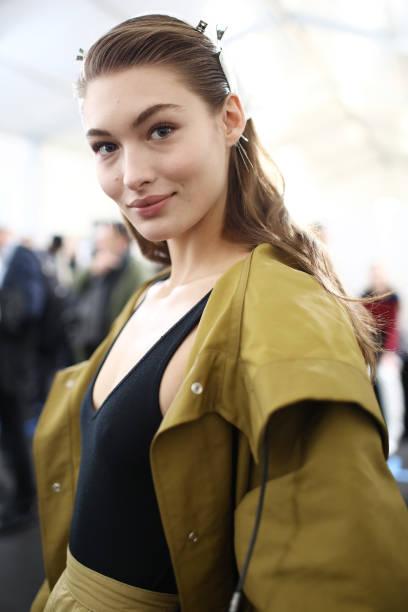 Roberto Cavalli - Backstage: Milan Fashion Week Autumn/Winter 2019/20:ニュース(壁紙.com)