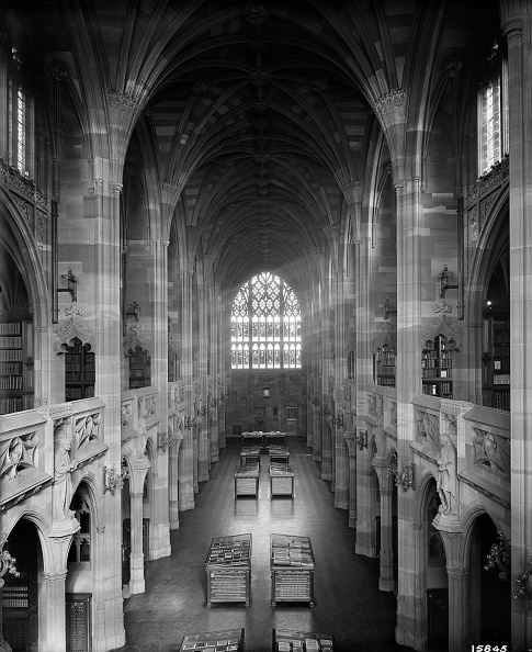 Basil「John Rylands Library」:写真・画像(15)[壁紙.com]