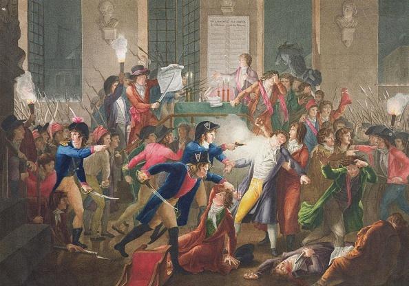 Art Product「The Arrest of Robespierre on 27 July 1794 (After Fulchran-Jean Harriet), c」:写真・画像(8)[壁紙.com]