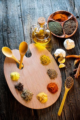 Bay Leaf「Art of spices」:スマホ壁紙(0)