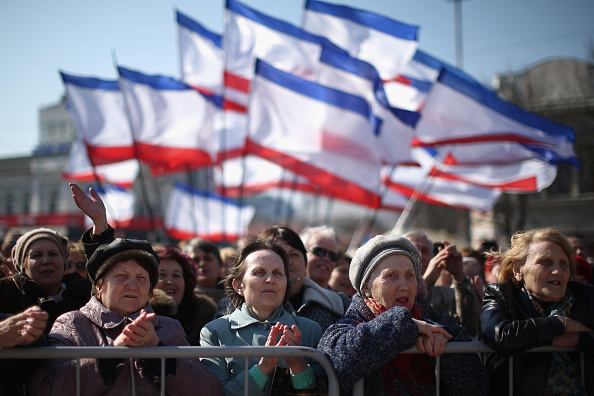 Russian Military「Crimea Prepares For Referendum On Secession」:写真・画像(10)[壁紙.com]