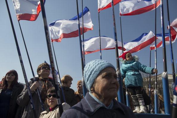 Russian Military「Crimea Prepares For Referendum On Secession」:写真・画像(13)[壁紙.com]