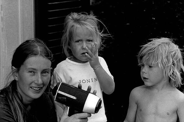 Switzerland「Nina Rindt, Natasha Rindt, Paul Stewart, Jackie Stewart'S Home, Switzerland」:写真・画像(1)[壁紙.com]