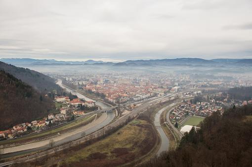 Celje「Celje town, Slovenia」:スマホ壁紙(15)