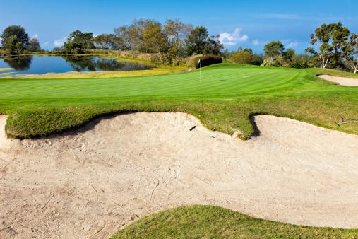 Sand Trap「Makalei Golf Course in Kailua-Kona, HI」:スマホ壁紙(4)