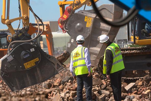 Recycling「Inspection of Crushing Equipment, UK」:写真・画像(0)[壁紙.com]