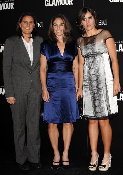 アナベル メディナ ガリゲス「Celebrities Attend Top Glamour Women of the Year 2008 Awards」:写真・画像(7)[壁紙.com]