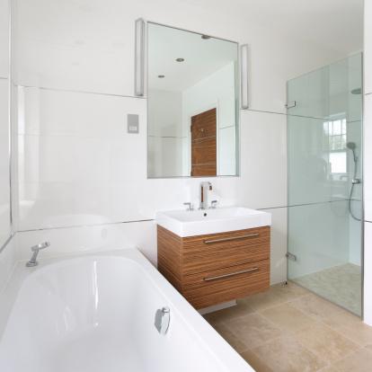 Tile「light bathroom」:スマホ壁紙(3)