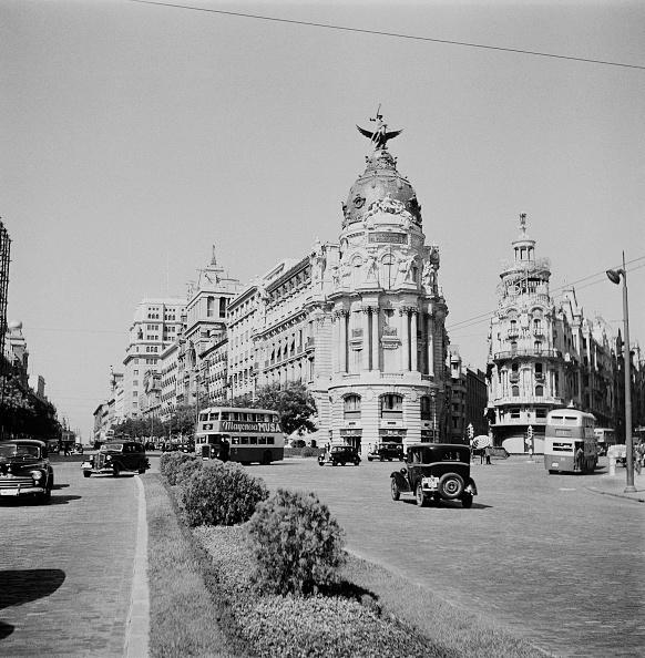 Madrid「Calle De Alcala」:写真・画像(4)[壁紙.com]