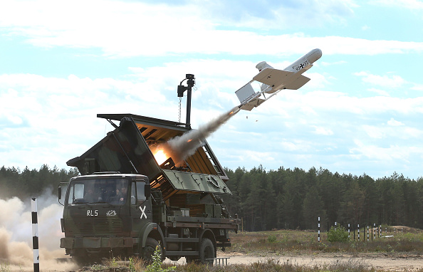 Equipment「Lithuania Holds 2018 NATO Thunder Storm Military Exercises」:写真・画像(9)[壁紙.com]