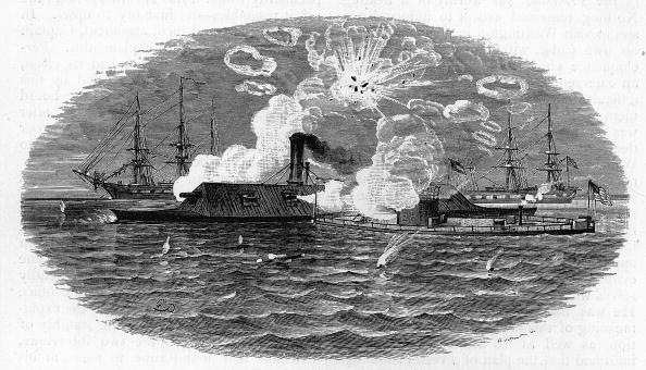 History「Steam Engine From The USS Monitor Recovered」:写真・画像(6)[壁紙.com]