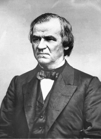 President「Impeachment trial of President Andrew Johnson」:写真・画像(1)[壁紙.com]