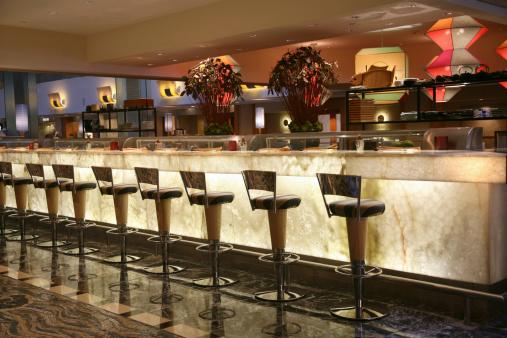 Relaxation「Sushi Bar In Hotel Lounge」:スマホ壁紙(4)