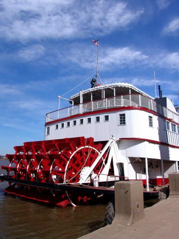 Cruise - Vacation「River Boat」:スマホ壁紙(5)