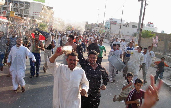 Asia Cup「Iraqi Football Fans Celebrate Victory in AFC Asian Cup」:写真・画像(19)[壁紙.com]