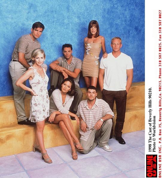 ビバリーヒルズ「The 9Th Year Of Beverly Hills 90210」:写真・画像(1)[壁紙.com]