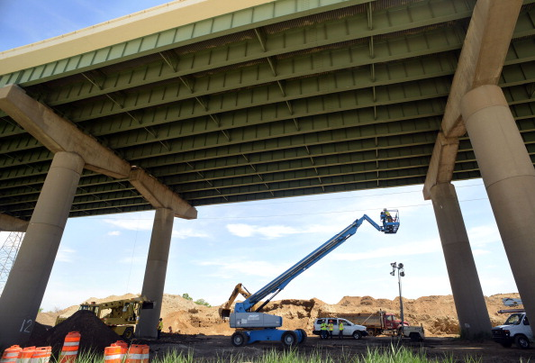 Construction Industry「I-495 Bridge Closed Indefinitely Over Christina  River in WIlmington」:写真・画像(15)[壁紙.com]