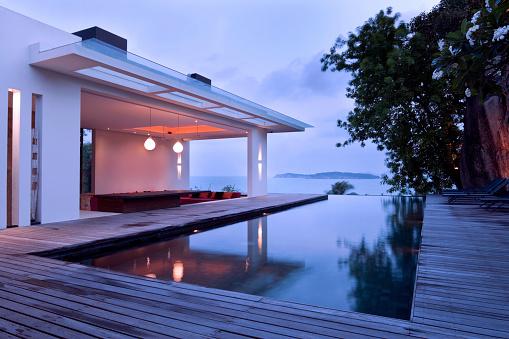 Island「Tropical Villa」:スマホ壁紙(7)