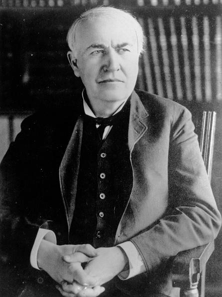 Electric Lamp「Thomas Edison」:写真・画像(14)[壁紙.com]