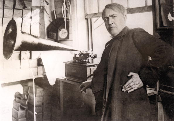 Gramophone「Thomas Alva Edison」:写真・画像(15)[壁紙.com]