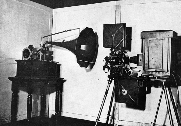 Film Industry「Edison's Kinetophone」:写真・画像(11)[壁紙.com]