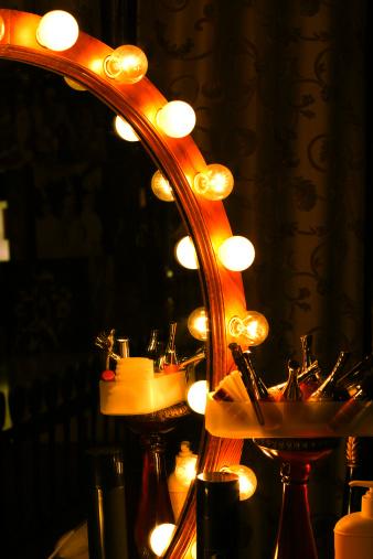 Backstage「Backstage Retro Light Bulb Mirror」:スマホ壁紙(5)