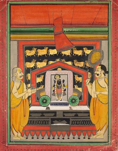 Ink「Shri Dvarakanathji Of Kankroli (Dubarakanathji)」:写真・画像(18)[壁紙.com]