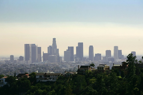 City Of Los Angeles「U.S. Bank Tower In Los Angeles Reportedly Targeted In Thwarted 2002 Attack」:写真・画像(1)[壁紙.com]