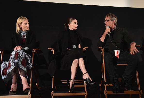 "Rooney Mara「American Cinematheque Screening And Q&A For ""Carol""」:写真・画像(4)[壁紙.com]"