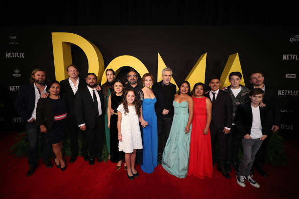 Netflix ROMA Premiere In Mexico City:ニュース(壁紙.com)