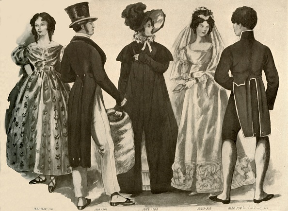 Socialite「Clothing From 1812-1828」:写真・画像(7)[壁紙.com]