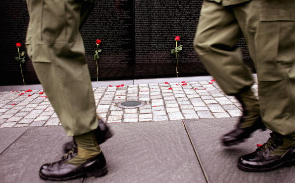 Wall - Building Feature「30th Anniversary Of The End Of Vietnam War Observed」:写真・画像(11)[壁紙.com]