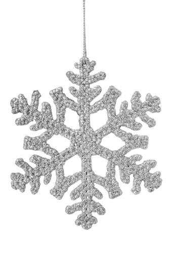 クリスマスボール「スノーフレーク」:スマホ壁紙(11)