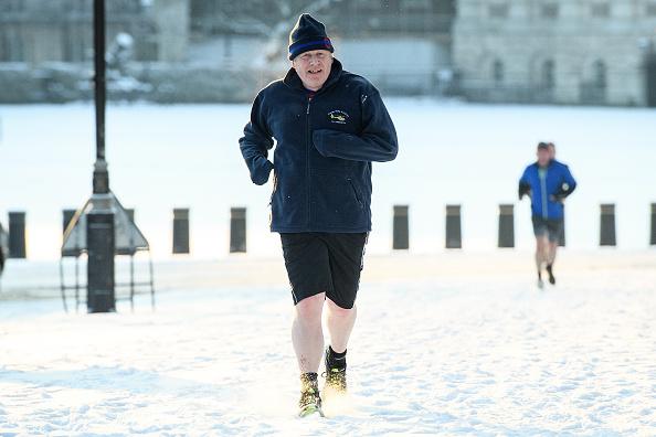 Snow「Leaked Letter To Prime Minister Puts Boris Johnson In The Headlines」:写真・画像(18)[壁紙.com]