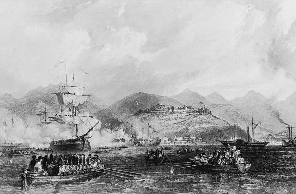 Rowing「British Troops At Tinghai」:写真・画像(18)[壁紙.com]