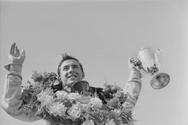 Jackie Stewart wins the International Trophy:ニュース(壁紙.com)