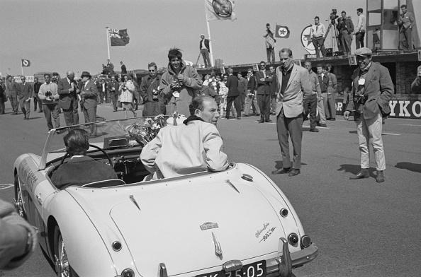 ピットストップ「Dutch Grand Prix, 1961」:写真・画像(17)[壁紙.com]