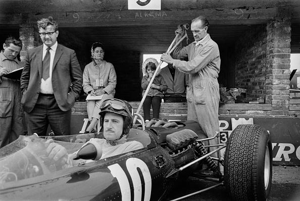 Auto Racing「1965 Grand Prix of the Netherlands」:写真・画像(12)[壁紙.com]