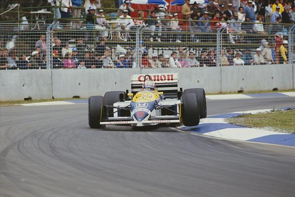 F1グランプリ「Mansell At Australian Grand Prix」:写真・画像(11)[壁紙.com]